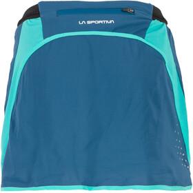 La Sportiva Comet - Pantalones cortos running Mujer - azul/Turquesa